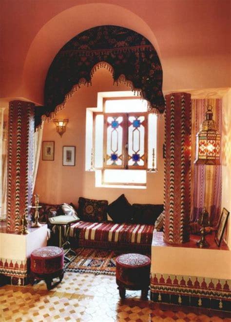 marokkanische einrichtung die 25 besten ideen zu marokkanische wohnzimmer auf