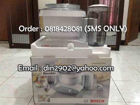 Mixer Bosch Baru mixer apa sih yang dipakai oleh diana cahya dianacahya