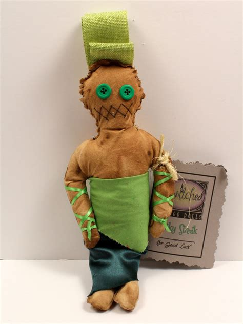 lucky new orleans bewitched voodoo doll from new orleans lucky streak lucky new products