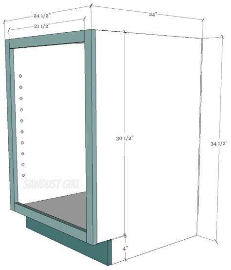 Pocket Cabinet by Pdf Diy Building Cabinets Using Pocket Screws