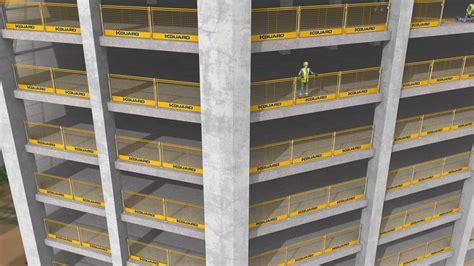 Edge Protection for concrete slab