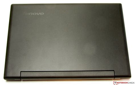 Laptop Lenovo S215 the lid s back is structured