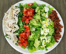 classic cobb salad recipe dishmaps