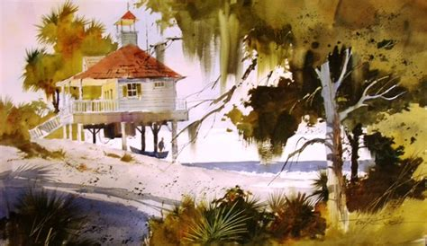tony couch paintings watercolor workshops