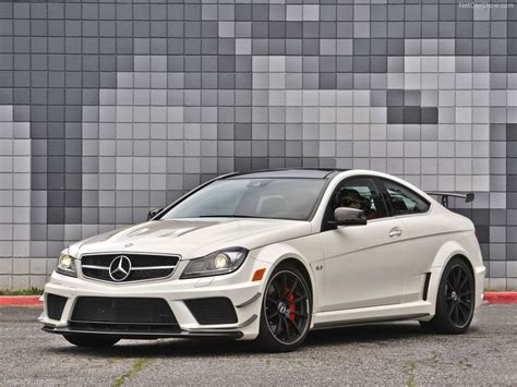 mercedes c63 amg coupe black series picture 06 of