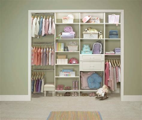 Reach In Closet Organization by Reach In Closet Organizers White