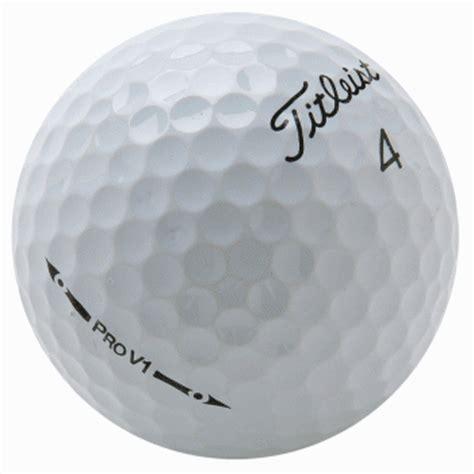 Bola Golf Titleist Prov1 1 titleist pro v1 lake balls pro lake golf balls used golf balls