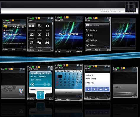 samsung themes x3 mobile heat blog spot ps3 by shoutout