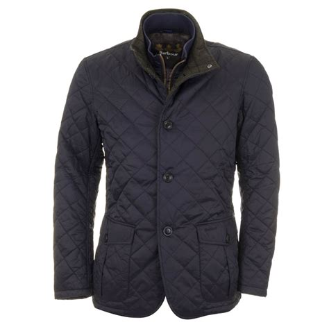 Navy Quilted Jacket by Barbour Prior Quilt Jacket Navy