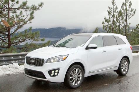 Kia Sorento V6 Towing Capacity Kia Sorento New York International Auto Show