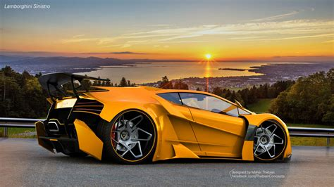 lamborghini concept cars lamborghini sinistro concept cars drive away 2day