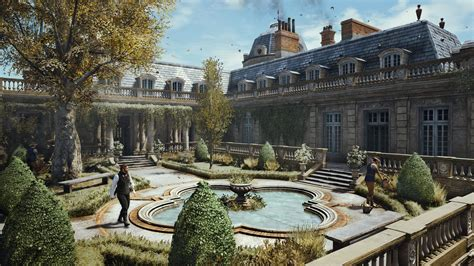 imagenes de assassins creed unity  pc djuegos