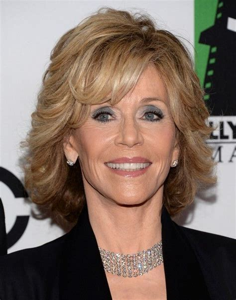 bing hairstyles for women over 60 jane fonda with shag haircut 48 best hair styles images on pinterest layered
