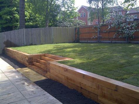 Garden Wood Wall Design