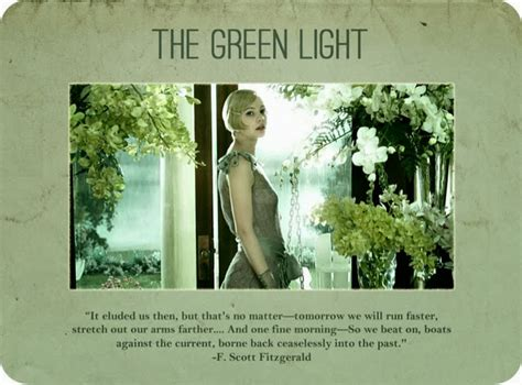 what does the green light in the great gatsby quotes about the green light gatsby quotesgram