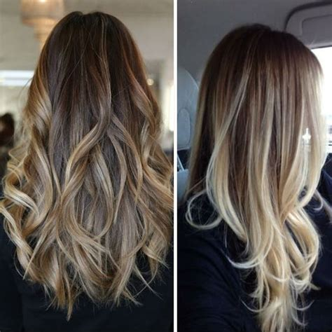 highlights vs ombre style top 20 best balayage hairstyles for natural brown black