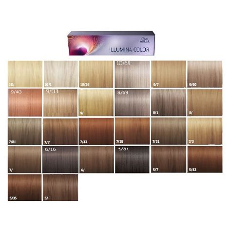 illumina color wella 10 69 illumina wella buscar con wella