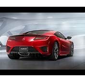 Honda Acura NSX Supercar 2015