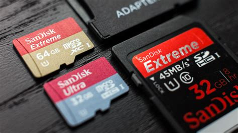 Memory Card Micro Sd V why it s sometimes better to buy microsd instead of size sd card tested
