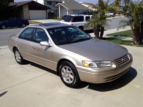 Change Toyota Camry 1998 Toyota Camry Change Frequency