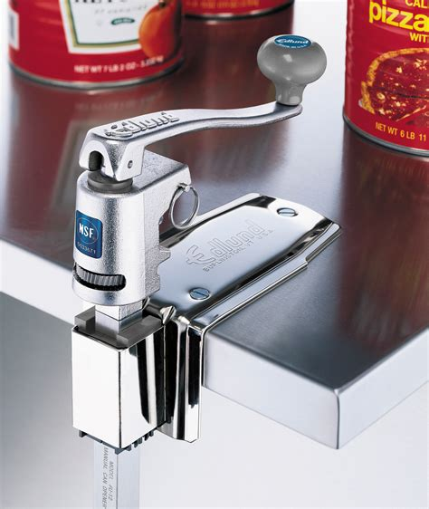 can opener how to universal series manual can openers