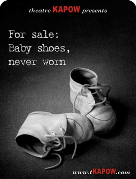 baby shoes never worn theatre kapow for sale baby shoes never worn