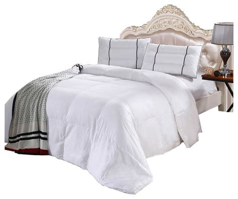 cal king down alternative comforter 100 bamboo down alternative comforter contemporary