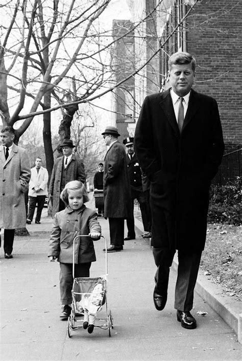 john f kennedy children caroline kennedy rare weird awesome celebrity photos