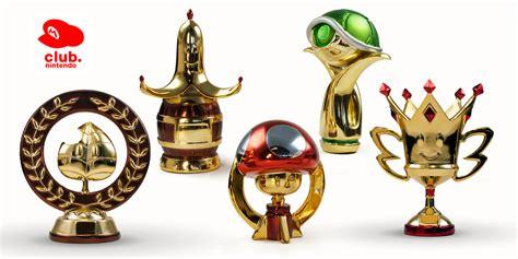 Kaos Mario Bross Mario Artworks 01 trofeos de mario kart llegan a club nintendo en europa