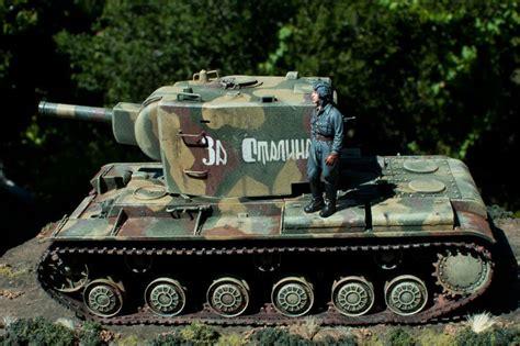 Tamiya 148 Russian Heavy Tank Kv 2 Gigant tamiya 1 35 scale kv 2 gigant finescale modeler
