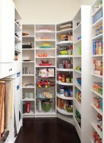 Corner Kitchen Pantry Ideas by 25 Great Pantry Design Ideas For Your Home