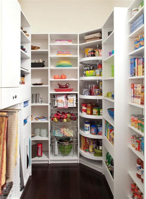 Walk In Pantry Organization | 25 great pantry design ideas for your home
