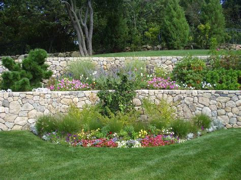 retaining wall flower bed access here lot info installing landscaping retaining walls