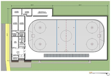 Prairie Home Floor Plans blackstone valley ice arena bild architecture