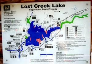 lost lake oregon map cascade ramblings cascader lost creek lake jackson county