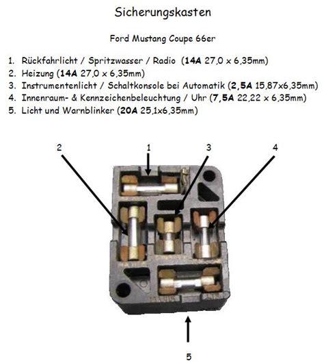 1966 mustang fuse box diagram www claas hoelscher de