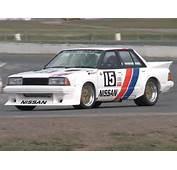 Nissan Bluebird Turbo 910 1984