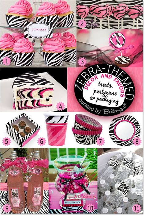Pink And Zebra Baby Shower Ideas by Best 25 Zebra Decorations Ideas On