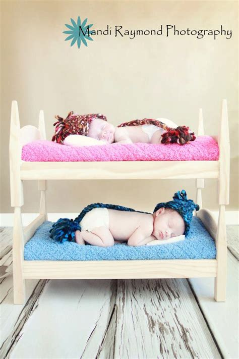 bed for twins baby baby bunk beds stackable twins photography prop by