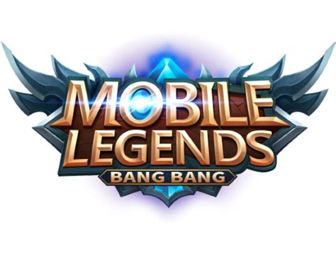 mobile legend logo pushing mobile legends