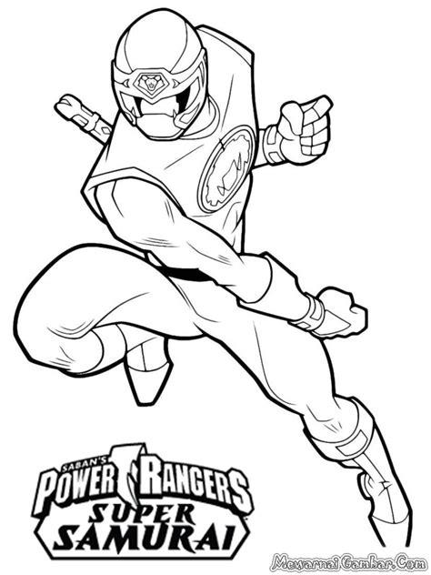 Gambar Mewarnai Kartun Ultraman - B Warna
