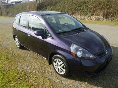 purple honda fit 2008 purple honda fit other island location