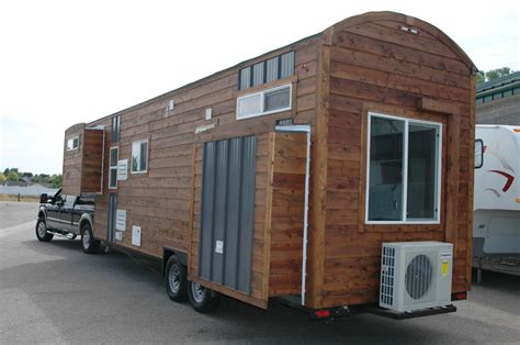 gooseneck tiny house gooseneck trailer tiny house house decor ideas