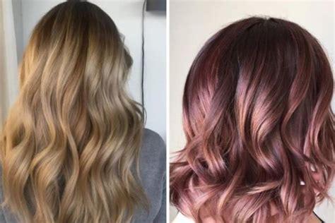 farbe za kosu za ombre najpopularnije boje za kosu za 2018 moda