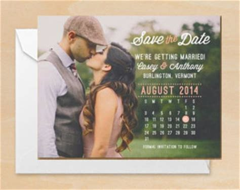 the date calendar card for bridesmaid box free template wedding save the dates etsy