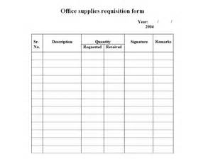purchase requisition template excel 4 requisition form templates excel xlts