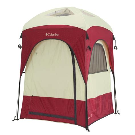 Shower Tent Reviews by Columbia 174 Shoshoni Falls Shower Tent Ivory 94862