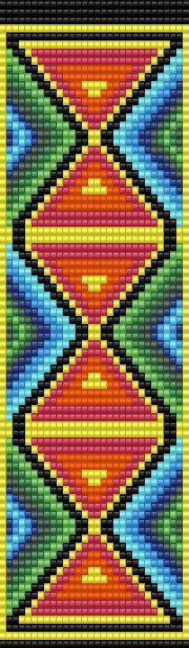 bead loom pattern maker online 207 best beading images on pinterest