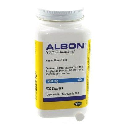 albon for puppies albon sulfadimethoxine liquid and tablets for pets vetrxdirect