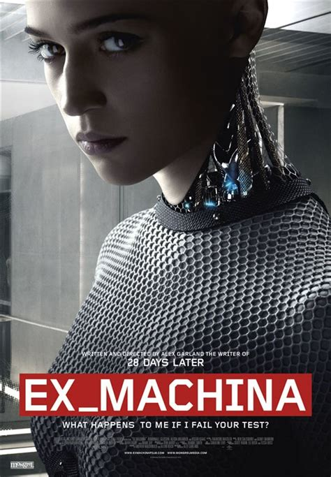 Ex Machina Synopsis | ex machina on dvd movie synopsis and info